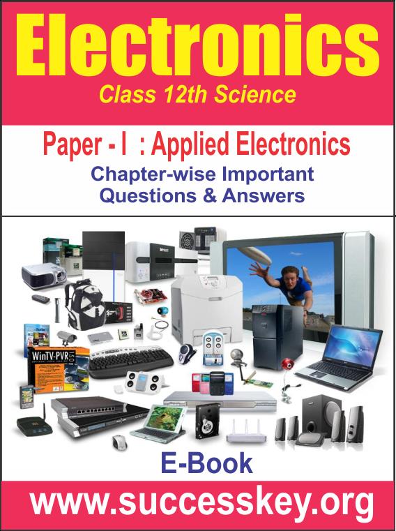 12th electronics syllabus maharashtra board