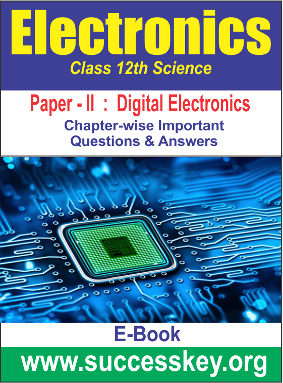 12th electronics syllabus